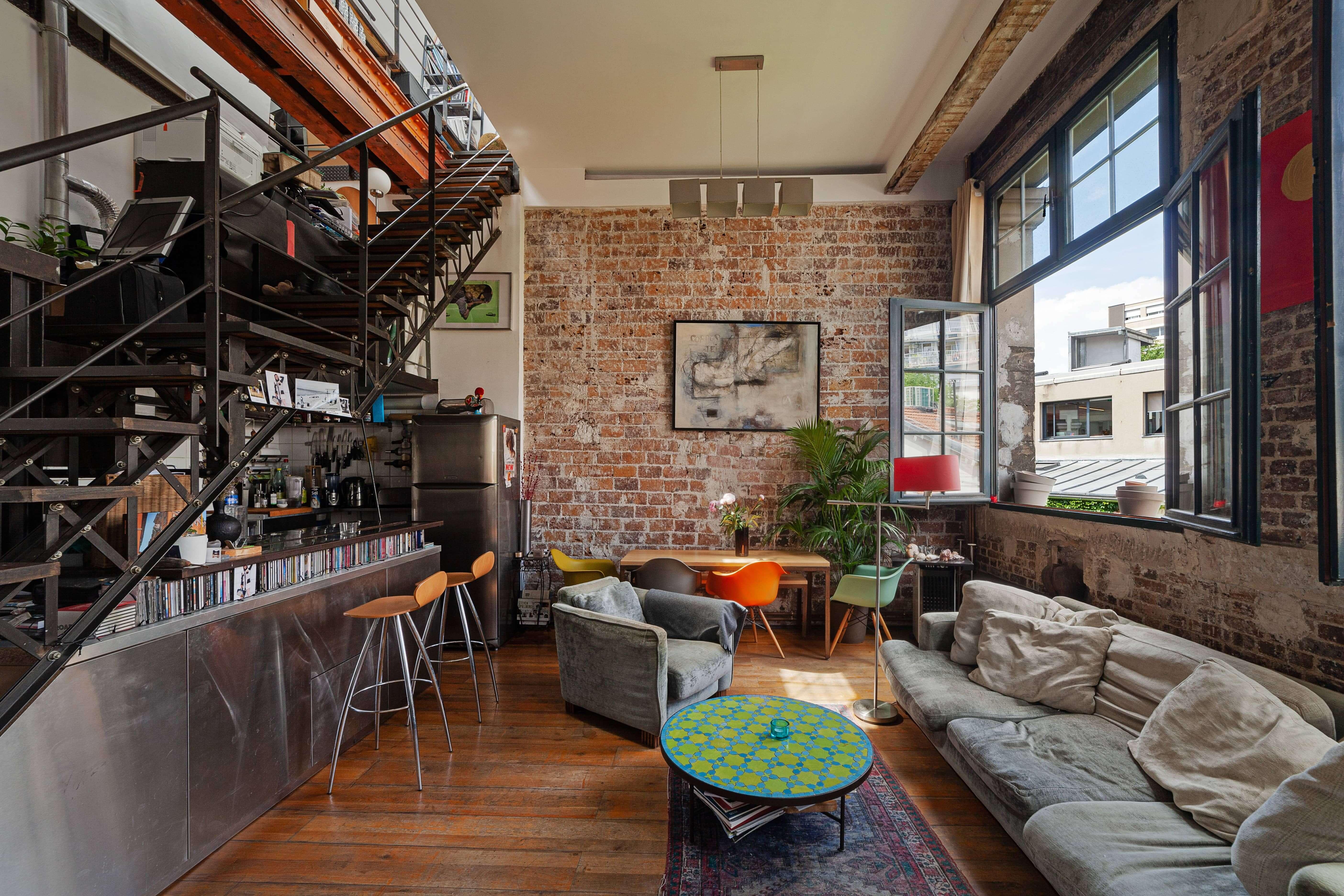 loft duplex 10eme arrondissement