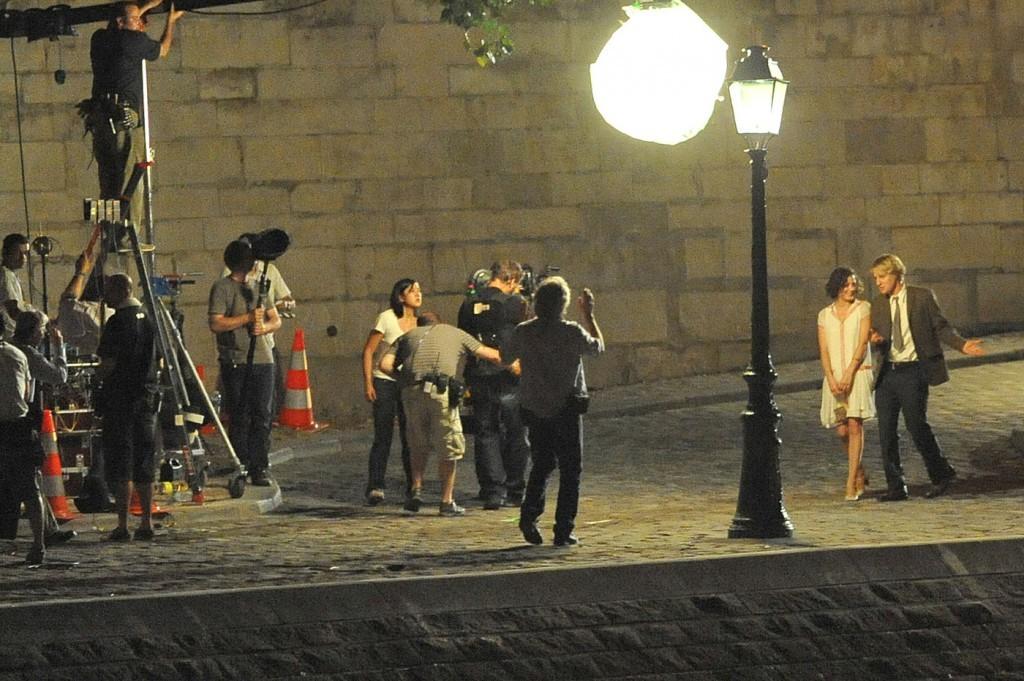 Midnight in Paris, de Woody Allen
