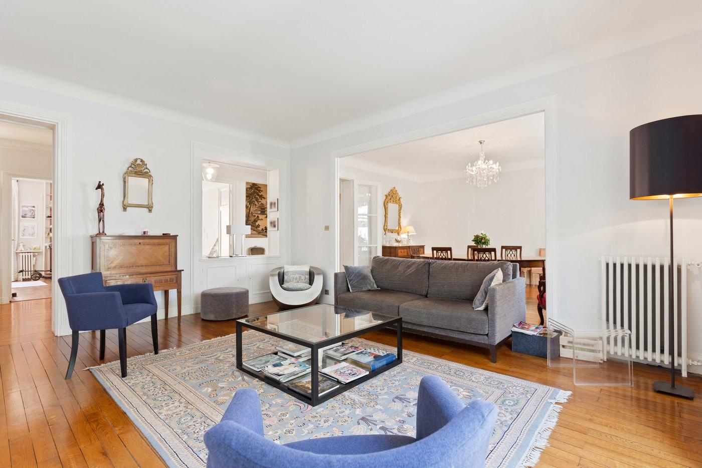 L'appartement Haussemanien de Guillaume