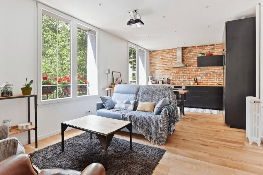 Appartement lumineux et cosy