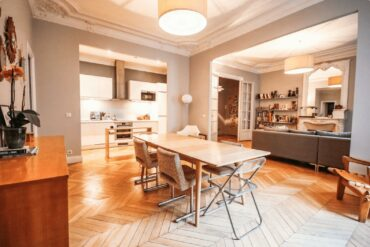 loft hausmanien paris location