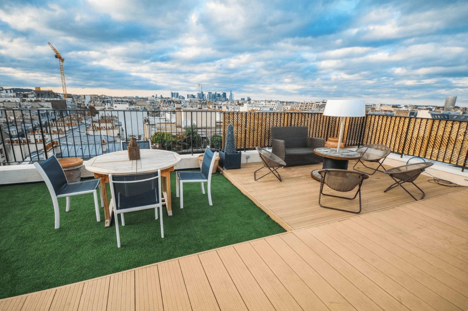reunion rooftop terrasse paris