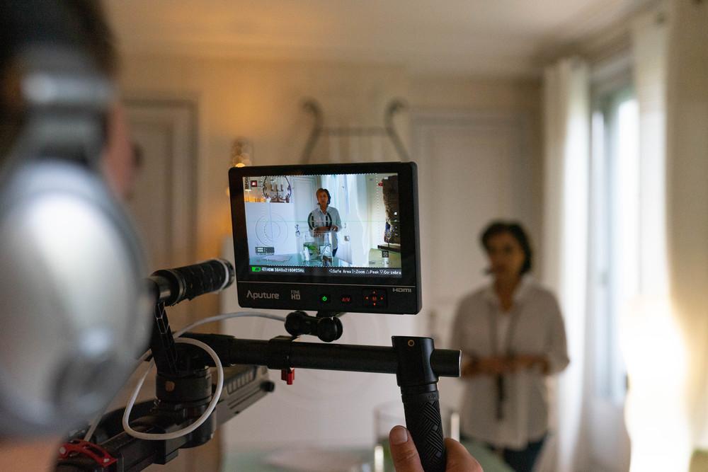 louer son logement lieu de tournage