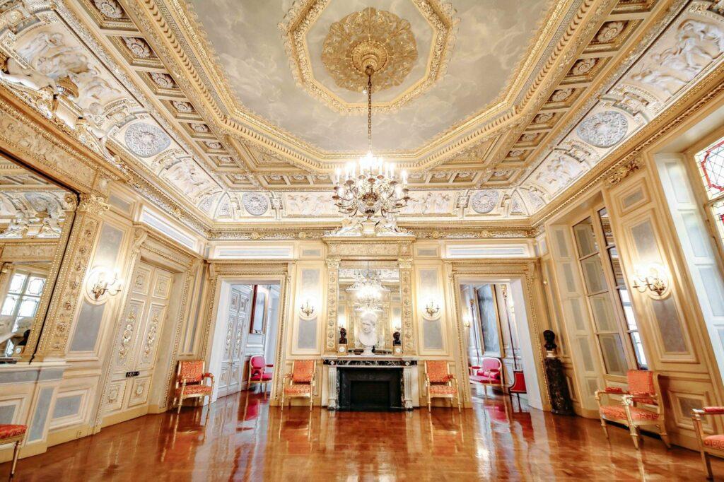Le Palais de Damien
