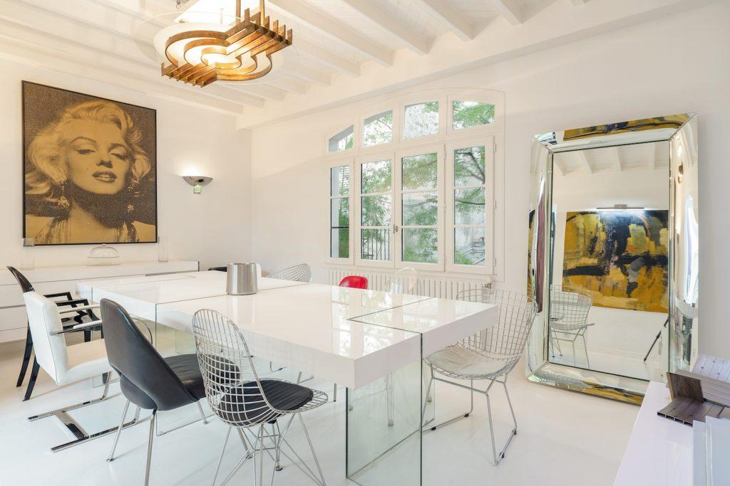 Chez Laurent, un espace atypique et lumineux pour vos meeting !