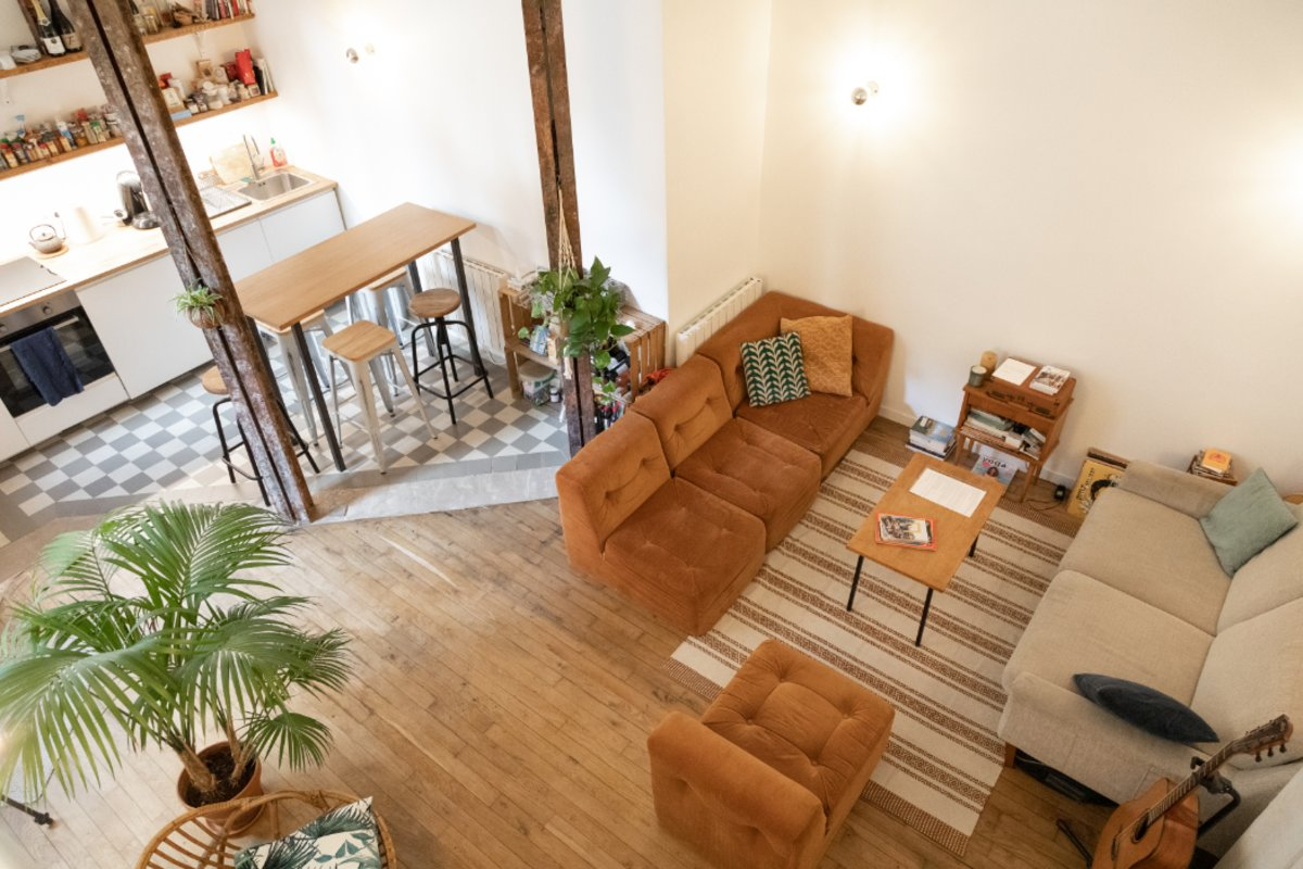location loft interview paris