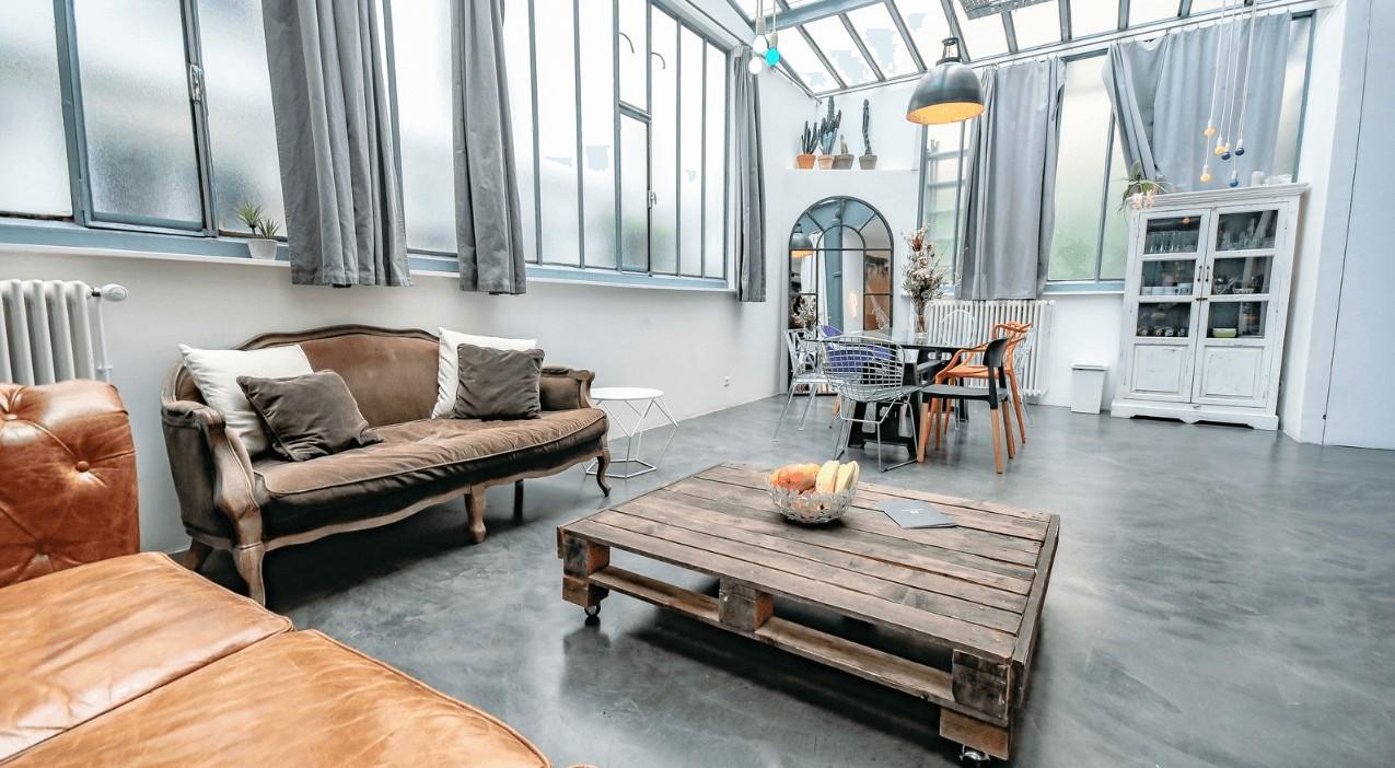 happy loft industriel paris 11