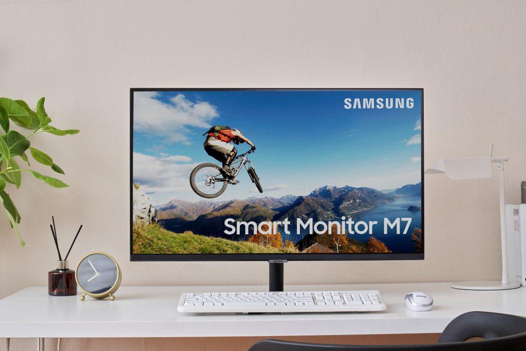Smart Monitor M7 - Samsung