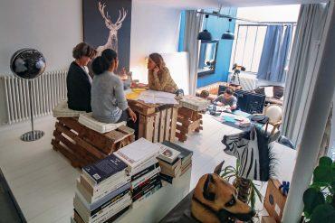 salle de réunion collaboration créativité atypique location de salle