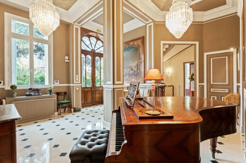 Le splendide hôtel particulier de Kelly