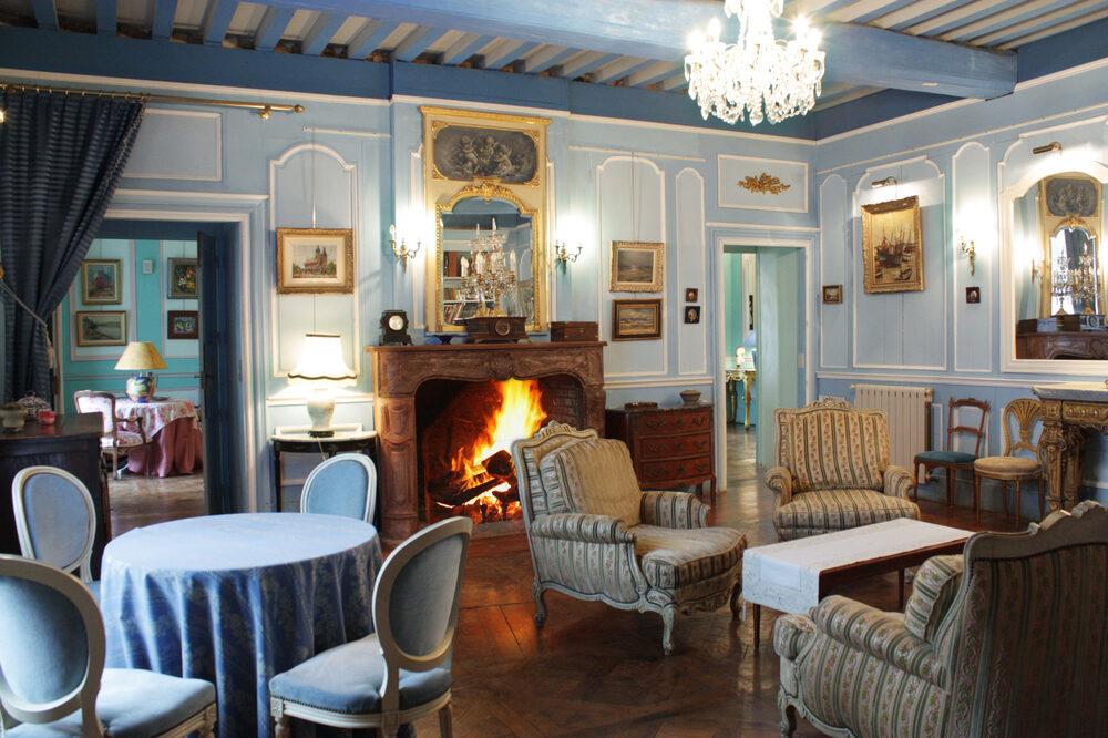 Château rennais au style conservé