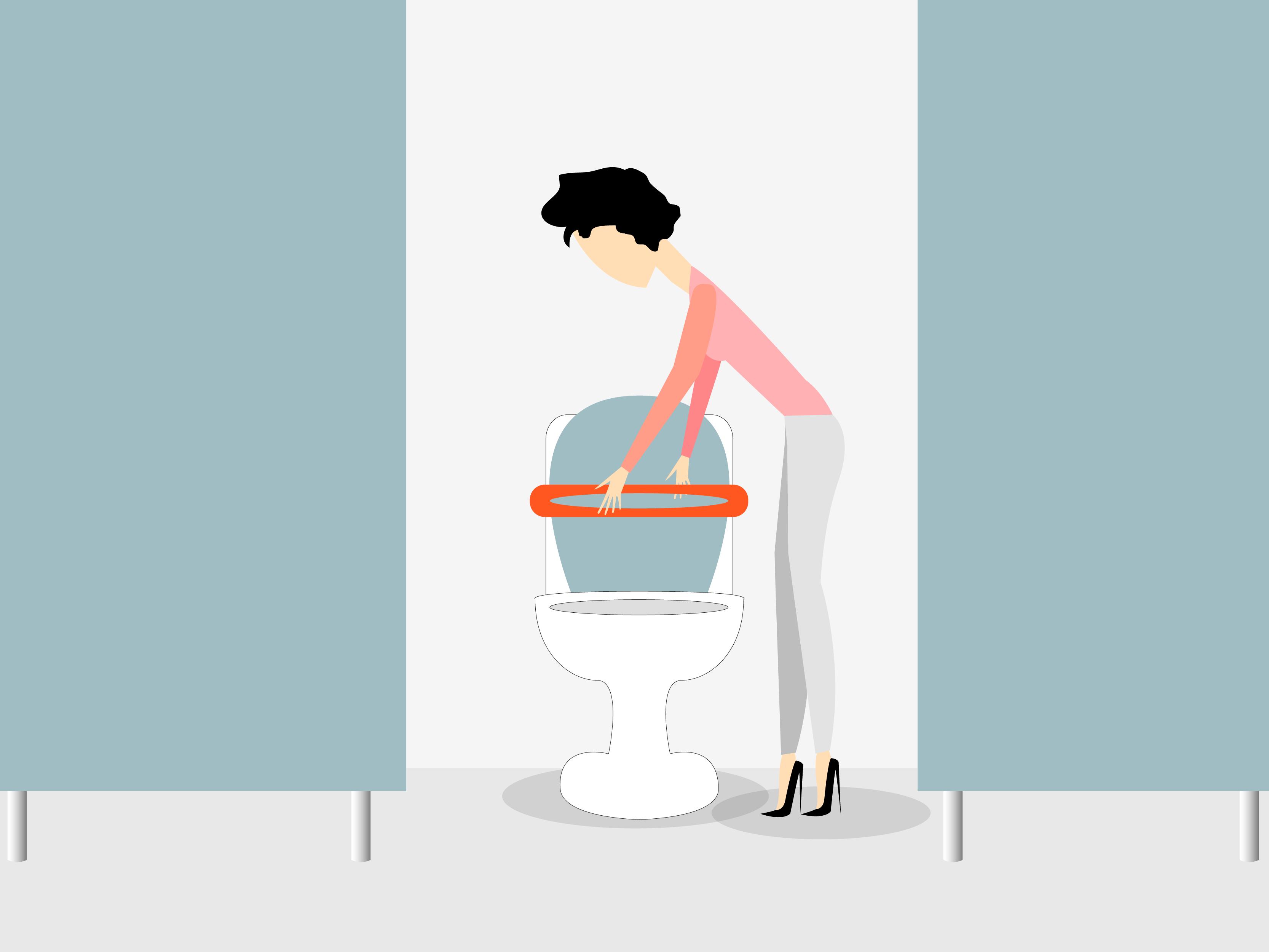 De l'importance des toilettes au bureau