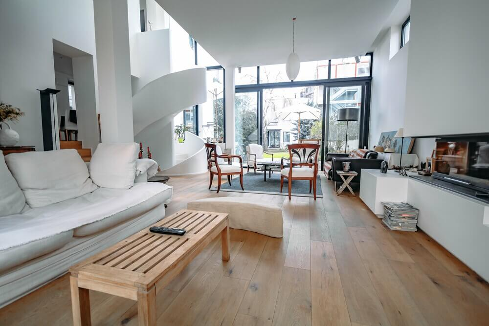 maison loft contemporaine