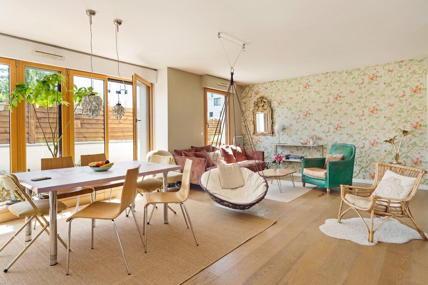 Appartement cosy et romantique