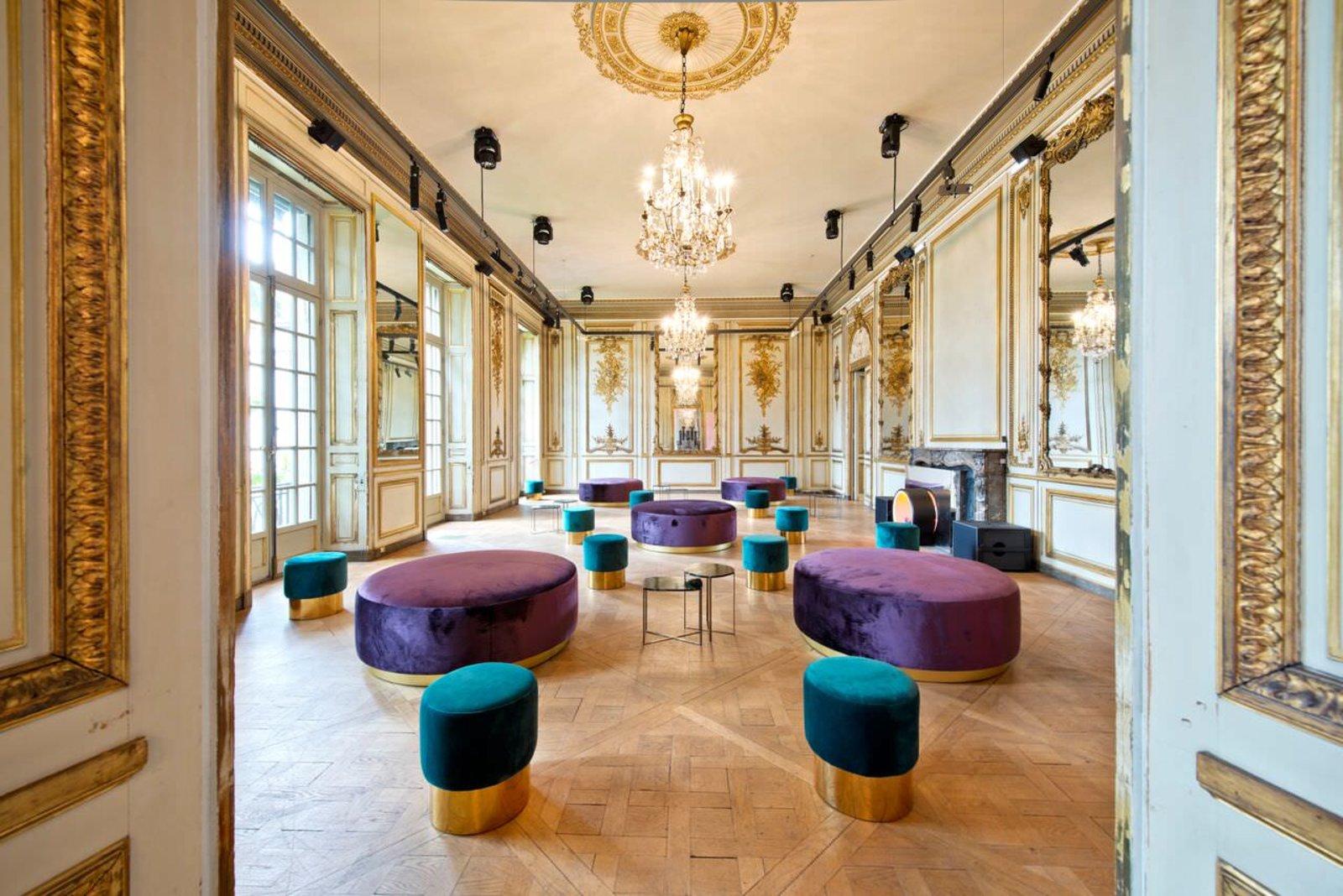 Hôtel particulier élégant dans le 16ème arrondissement