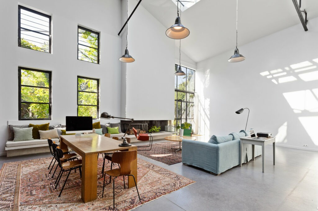 Une maison spacieuse et lumineuse à Montreuil