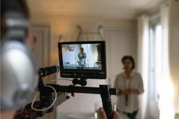 tournage dans un appartement